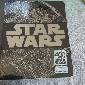 BNIP STAR WARS 40TH ANNIVERSARY TIN